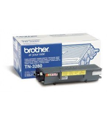 Toner Brother TN-3280, ČRNA, ORIGINAL