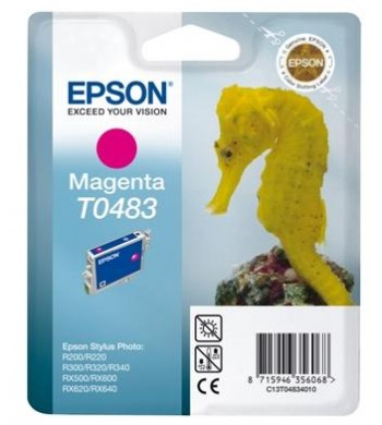 Kartuša Epson T0483