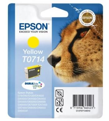Kartuša Epson T0714