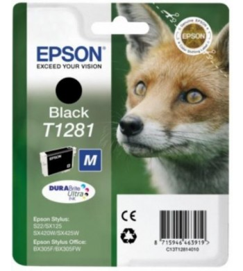 Kartuša Epson T1281