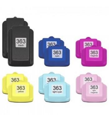 Kartuša HP št. 363 XL
