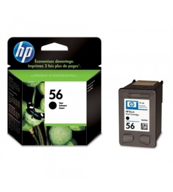 Kartuša HP št.56 (HPC6656A), ORIGINAL