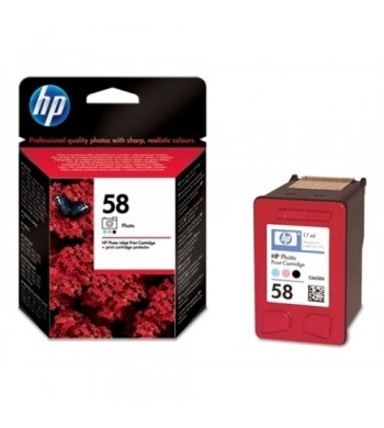 Kartuša HP št.58