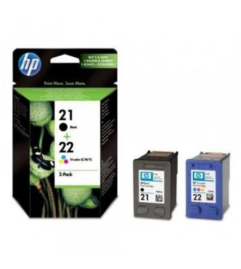 Kartuši  HP št.21 + št.22