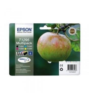 Komplet kartuš Epson T1295 BK/C/M/Y