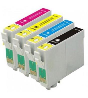 Komplet kartuš Epson T0445 BK/C/M/Y