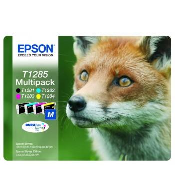 Komplet kartuš Epson T1285 BK/C/M/Y