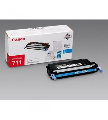 Toner Canon CRG-711C