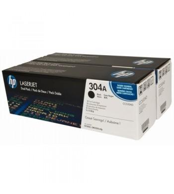 Toner HP 304A (CC530A) , dvojno pakiranje